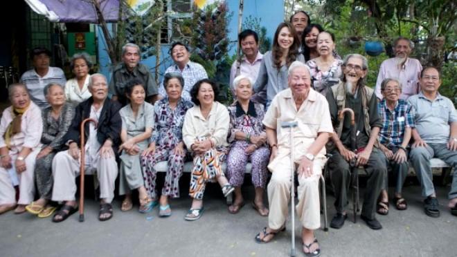 Viện dưỡng lão và tình nghệ sĩ