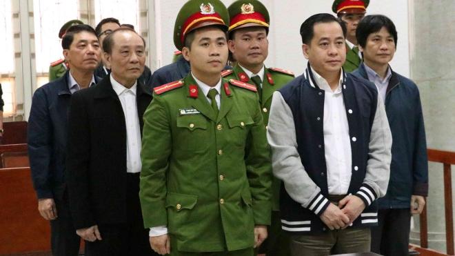 Xét xử Phan Văn Anh Vũ và đồng phạm: Phan Văn Anh Vũ bị đề nghị xử phạt từ 14-15 năm tù