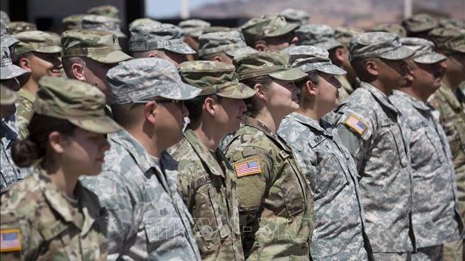 Mỹ sẽ triển khai thêm hàng nghìn binh sĩ tới biên giới Mexico