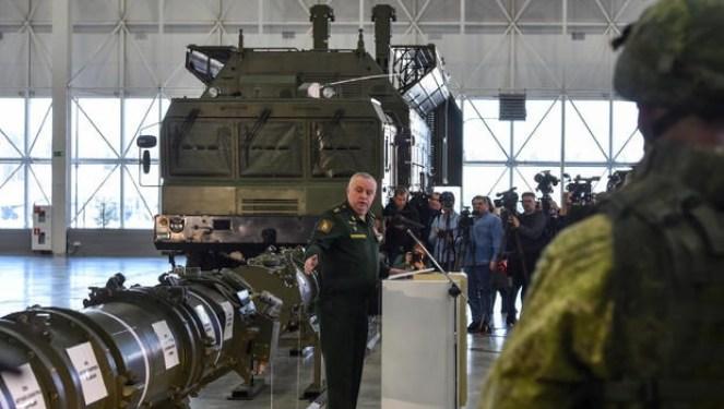 Mỹ chưa cung cấp được bằng chứng Nga vi phạm INF