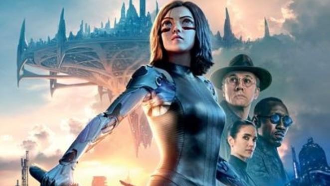 'Alita: Thiên thần chiến binh' - Robot biết yêu