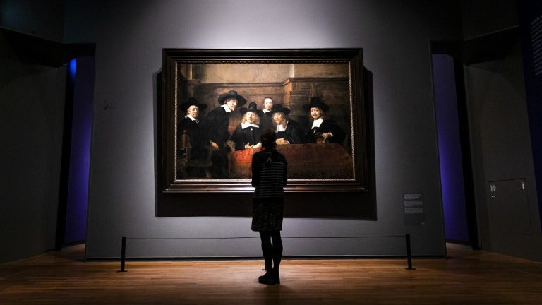 Hà Lan trưng bày 400 tác phẩm của danh họa Rembrandt