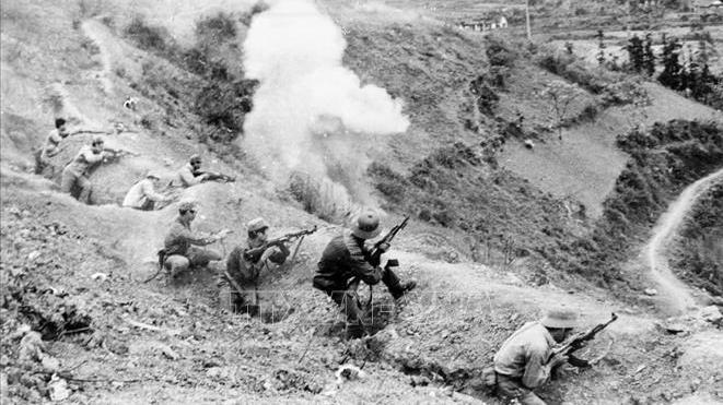 40 năm Cuộc chiến đấu bảo vệ biên giới phía Bắc: Nén hương tháng Hai