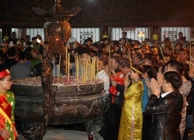 Khai ấn đền Trần. Phát ấn đền Trần. Khai ấn đền Trần Nam Định. Ấn đền Trần