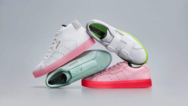 Adidas mang Nite Jogger và Sleek trở lại