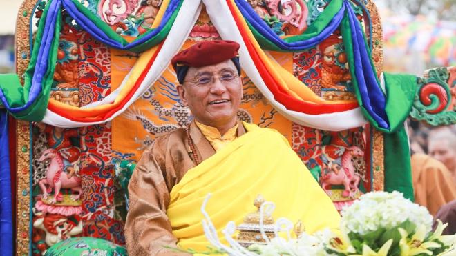 Tọa đàm 'Sống hạnh phúc' với Đức Gyalwang Drukpa