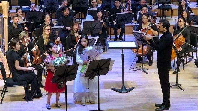 Sun Symphony Orchestra tiếp tục truyền lửa đam mê nhạc hàn lâm