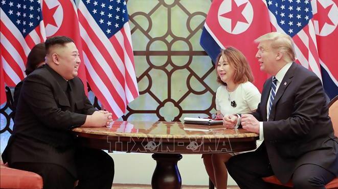 Quốc hội Mỹ nhận báo cáo về kết quả Hội nghị thượng đỉnh Mỹ - Triều