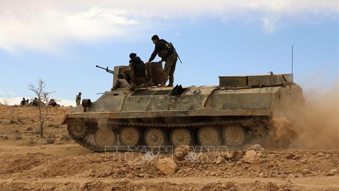 Syria: tấn công thành trì cuối cùng của IS