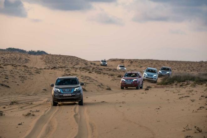 Trải nghiệm chiếc SUV 7 chỗ mới nhất trên thị trường, Nissan Terra: Bất ngờ đằng sau những con số
