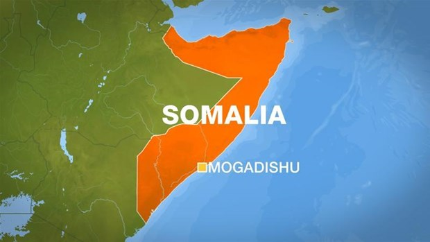 Nổ lớn tại Somalia, hàng chục người thương vong
