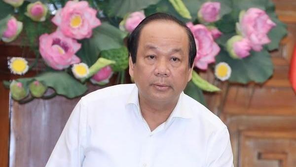 Bộ trưởng Mai Tiến Dũng: 'Tôi dứt khoát không ký tay nên cán bộ không dám trình giấy'