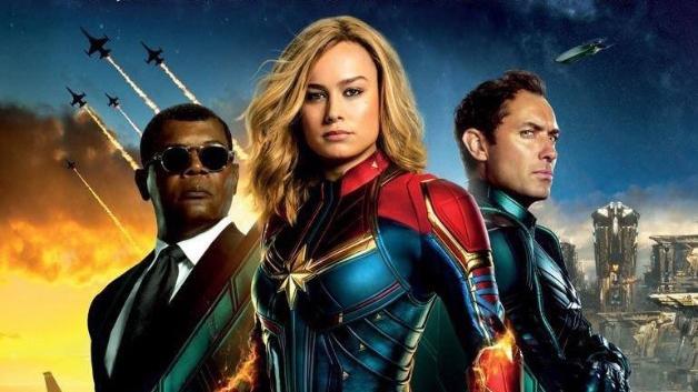 Câu chuyện điện ảnh: 'Captain Marvel' gây 'bão' toàn cầu, sắp cán mốc 1 tỷ USD