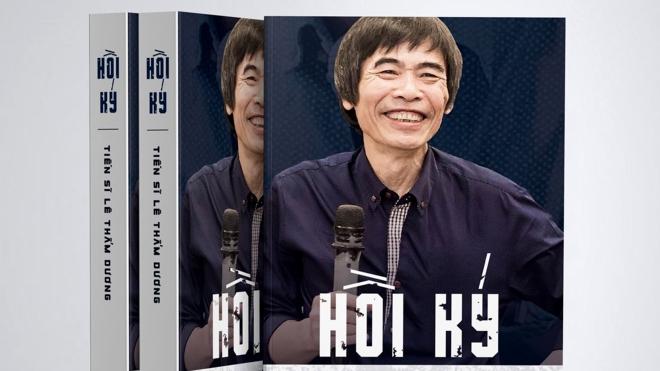 'Hồi ký tiến sĩ Lê Thẩm Dương': Sợ vợ, thích Sơn Tùng M-TP, mến xe ôm