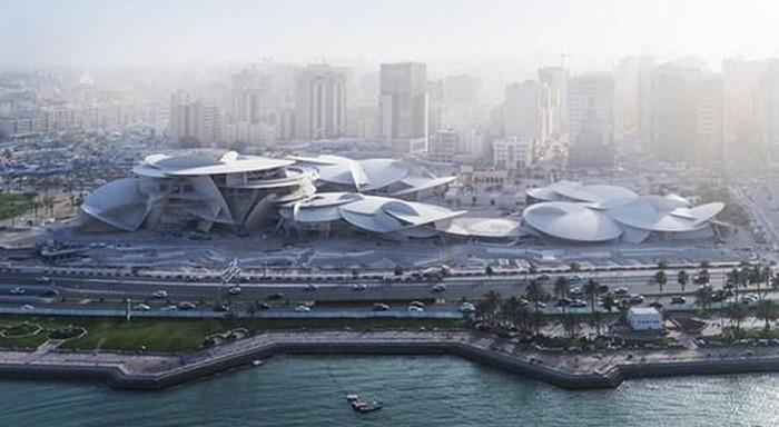 Qatar sắp khánh thành bảo tàng 'bông hồng sa mạc' trị giá 434 triệu USD