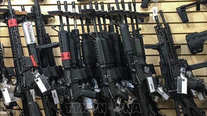 Vụ xả súng tại New Zealand: Hàng trăm người liên lạc với nhà chức trách để giao nộp súng