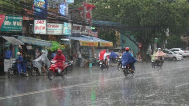 Dự báo thời tiết 26/3: Bắc Bộ sáng có mưa nhỏ, mưa phùn
