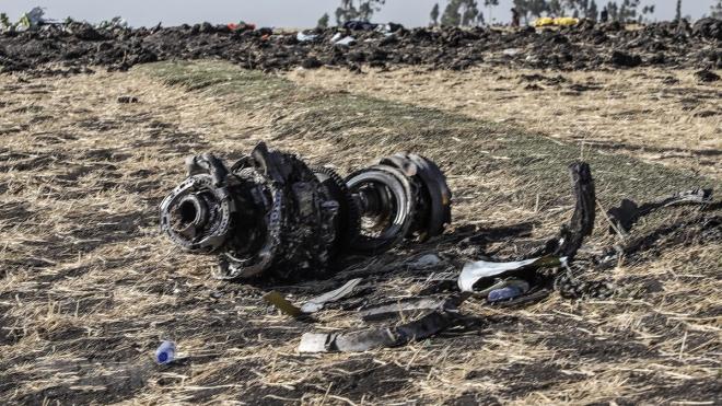Vụ tai nạn máy bay Ethiopia: Hệ thống an toàn tự động đã được kích hoạt trước khi máy bay rơi
