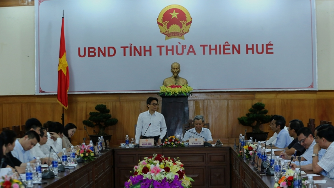 Làm rõ nét đặc thù trong phát triển văn hoá, con người xứ Huế