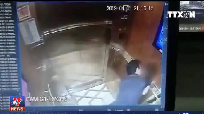 Cần nghiêm trị kẻ sàm sỡ bé gái trong thang máy
