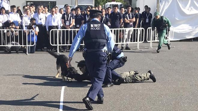 Tấn công bằng dao tại trường tiểu học ở Trung Quốc
