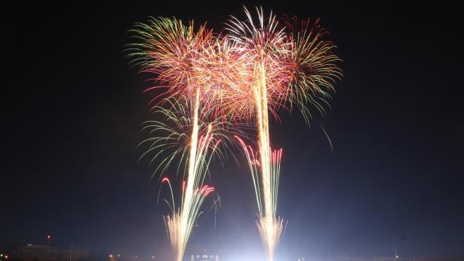 Kỷ niệm 30/4 và Quốc tế Lao động 1/5, TP HCM tổ chức bắn pháo hoa tại 3 điểm