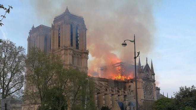 Những di sản thế giới bị 'giặc lửa' hủy hoại
