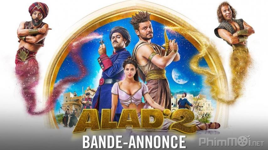 'Aladdin và thần đèn siêu quậy' dán nhãn 13+: Giễu nhại, nhưng duyên dáng