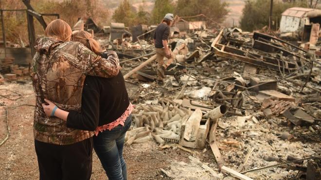 Mỹ: Phát hiện nước uống nhiễm chất gây ung thư sau vụ cháy rừng ở California