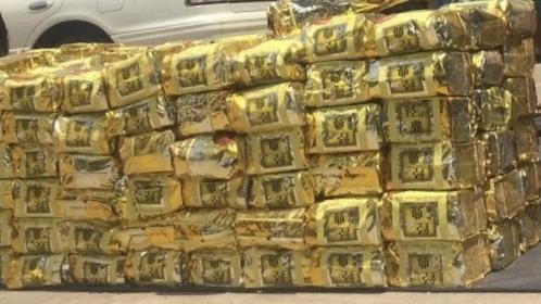 Hàng loạt vụ ma túy 'khủng' bị phát hiện và bắt giữ từ đầu năm tới nay