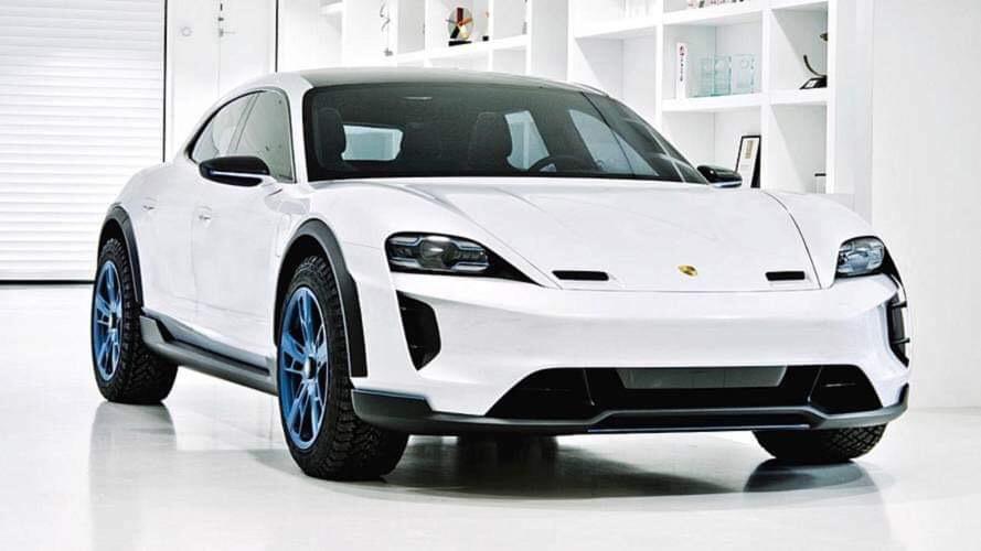 Một nửa doanh số xe Porsche sẽ là các mẫu xe chạy điện