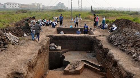 Từ di chỉ khảo cổ học Vườn Chuối ( Hà Nội) nhìn về câu chuyện bảo tồn