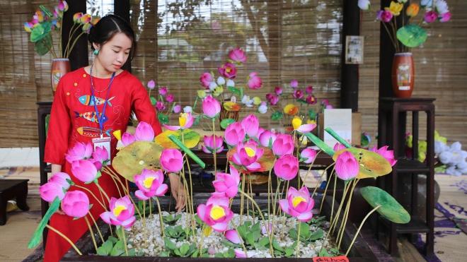 Festival Nghề truyền thống Huế 2019: Phong phú và đặc sắc Tinh hoa Nghề Việt