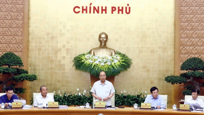 Thủ tướng Nguyễn Xuân Phúc: Thanh tra về việc điều chỉnh giá, phương pháp tính giá điện và công khai cho toàn dân