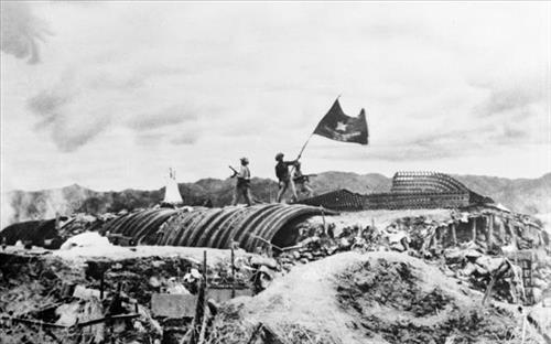 Điện Biên Phủ, Chiến thắng Điện Biên Phủ, Đại tướng Võ Nguyên Giáp, ngày 7 tháng 5, chiến tháng điện biên, Võ Nguyên Giáp, Kỷ niệm chiến thắng Điện Biên