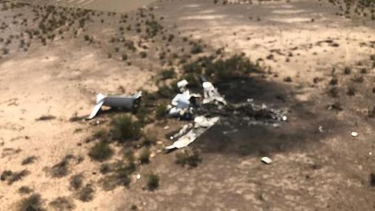 Rơi máy bay từ Las Vegas Mỹ đến Mexico: 13 người thương vong