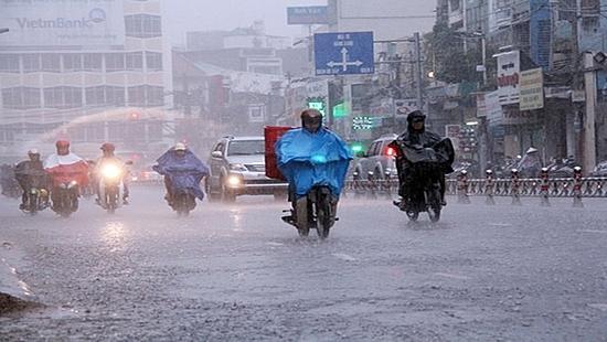 Dự báo thời tiết hôm nay 7/5: Bắc Bộ và Bắc Trung Bộ mưa to đến rất to