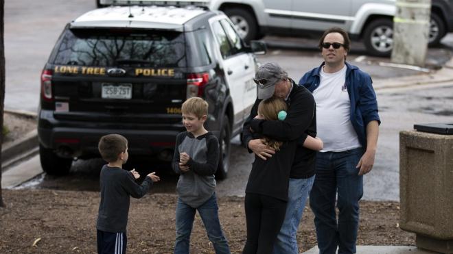 Nghi phạm còn lại trong vụ xả súng trường học ở Colorado, Mỹ là nữ sinh