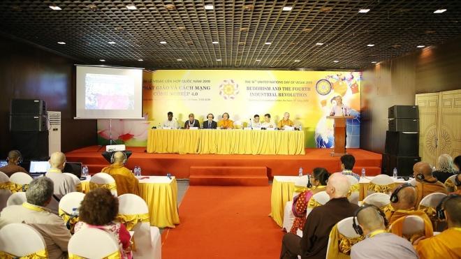 Đại lễ Phật đản Liên hợp quốc Vesak 2019: Phật giáo và cách mạng công nghiệp 4.0