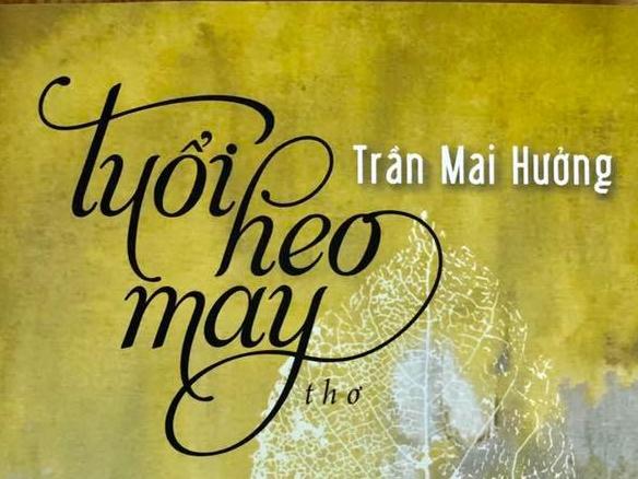 Chiêm nghiệm 'Tuổi heo may' của nhà báo Trần Mai Hưởng