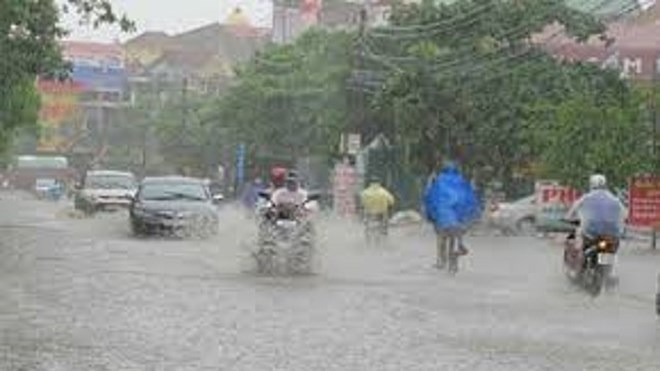 Dự báo thời tiết, Mưa to, Mưa lớn, Mưa dông, Thời tiết, Tin thời tiết, thời tiết ngày mai, thời tiết hôm nay, mưa giông, kết thúc nắng nóng, du bao thoi tiet