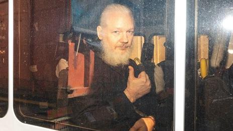 Ecuador sẽ trao tài liệu về ông chủ WikiLeaks cho Mỹ