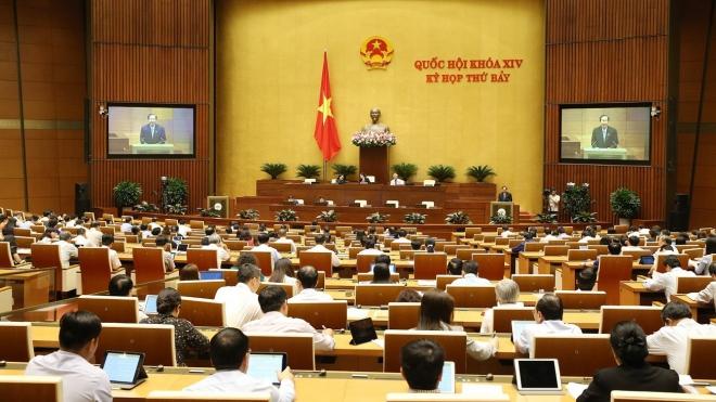 """Hôm nay, vấn đề quy hoạch, quản lý, sử dụng đất đai sẽ """"nóng"""" ở Quốc hội"""