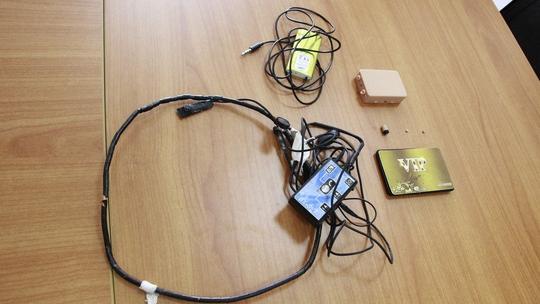 Chế tạo thành công máy dò phát hiện thiết bị công nghệ cao trong gian lận thi cử