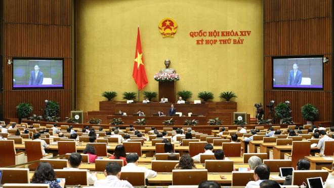 Kỳ họp thứ 7, Quốc hội khóa XIV: Tranh luận đến cùng, làm sáng tỏ những vấn đề xã hội quan tâm