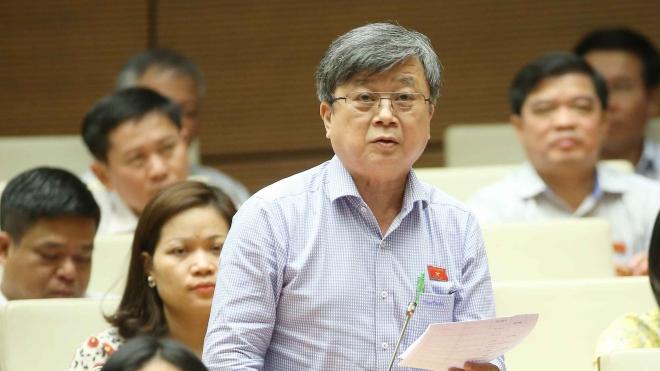 TRỰC TIẾP: Quốc hội chất vấn Bộ trưởng Bộ Xây dựng Phạm Hồng Hà