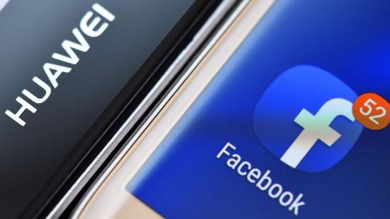 Facebook chính thức thông báo về việc 'cấm' Huawei