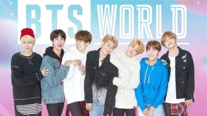 BTS sẽ ra mắt album mới cùng với game BTS World