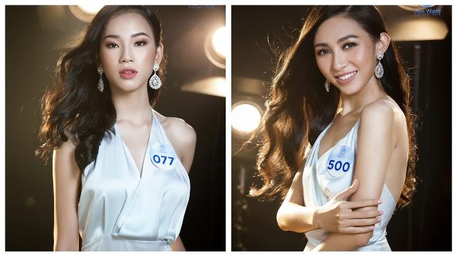 Cận cảnh nhan sắc những người đẹp nhất vừa lọt vào vòng chung khảo Miss World Việt Nam