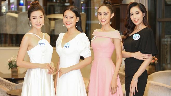 Hoa hậu Thế giới Việt Nam chính thức bắt đầu chặng đua đầu tiên